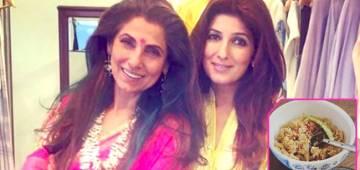 Twinkle Khanna Finally Enjoys 'Maa Ke Haath Ka Khana' For The First Time In 46 Years