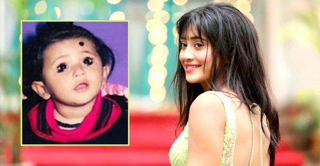 YRKKH Fame Shivangi Joshi Looks Unrecognizable In This Unseen Throwback Childhood Image
