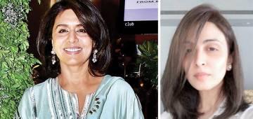 Mom Neetu Kapoor Turns Hairstylist For Daughter; Elated Riddhima Shares Pics