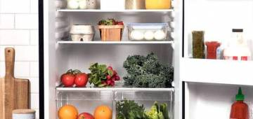 Store your items in the fridge in the correct ways to keep them fresh