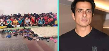 After sending numerous migrant workers homes, Sonu Sood airlifts 169 Odisha girls from Kerala