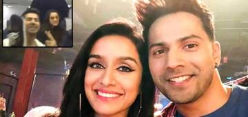 Shraddha & Varun's Throwback Video From ABCD 2 Promotions Will Surely Cheer Up Your Mood
