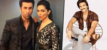 Ranveer Singh comments on his wife Deepika Padukone's recent post celebrating the 7th anniversary of her film, Yeh Jawaani Hai Deewani