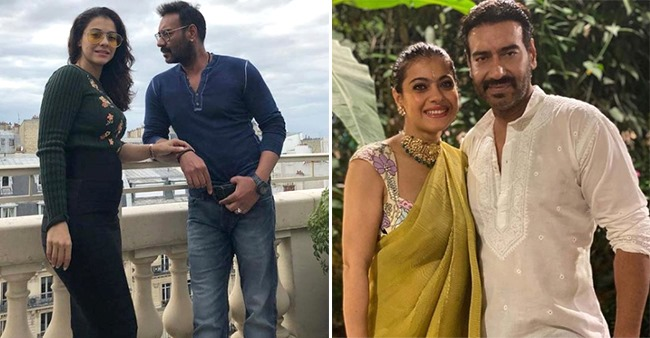 Kajol and Ajay Devgn's pictures will make you fall in love again