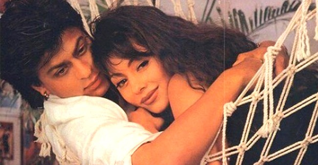 Priceless moments of Shah Rukh Khan and Gauri Khan from the '90s