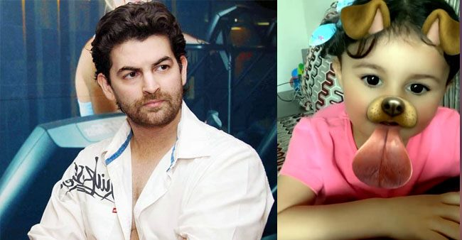 Neil Nitin Mukesh Shares Another Cutest Video Of His Daughter Nurvi