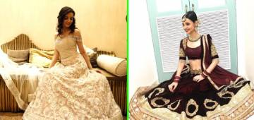 Sanaya Irani's Ethnic Outfits Are Making Trending Waves On The Internet