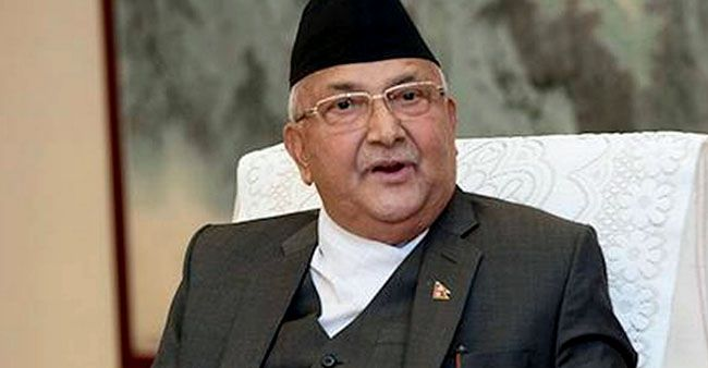 Nepal PM KP Sharma Oli blames India for planning to disrupt his government
