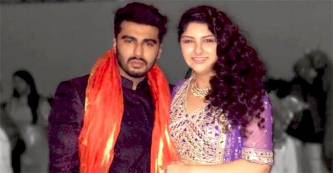 Anshula Celebrates 'Bhai' Arjun's Birthday At Home; Says 'You're The Reason I Breathe'