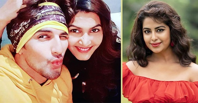 Avika Gor Becomes Part Of Bestie Manish Raisinghan & Sangeita Chauhaan's Virtual Mehendi & Sangeet Celebrations
