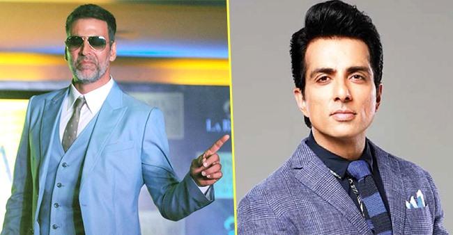 Twitterati Want Actors Akki & Sonu Sood To Be Conferred With India's Highest Civilian Honor 'Bharat Ratna'