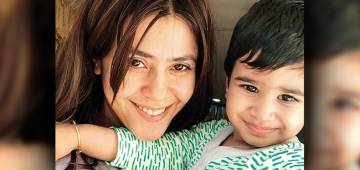 Tusshar's Son Laksshay Turns 4, Bua Ekta Calls Him 'Jaan' & Says 'Thanku For Making Me Mommy First'