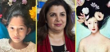 Farah Khan's Daughter Anya Got Her Artistic Talent From Her Multi-talented Mom; Here's Proof