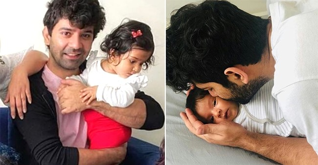 TV Star Barun Sobti's Daughter Shifat Turns One; Shares Pics From Birthday Celebrations