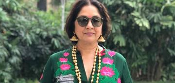 Neena Gupta Enjoys A Walk In Mukteshwar Forest & Shows The Mast Nazara To Fans