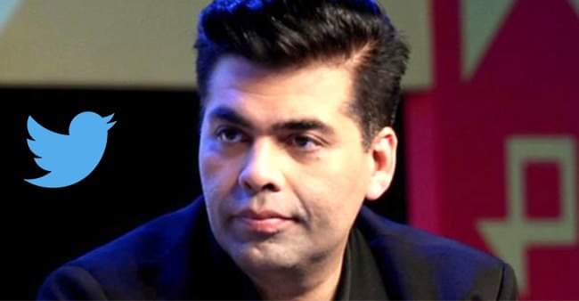 Karan Johar unfollows all actors on Twitter, now follows only SRK, Akshay Kumar and Big B