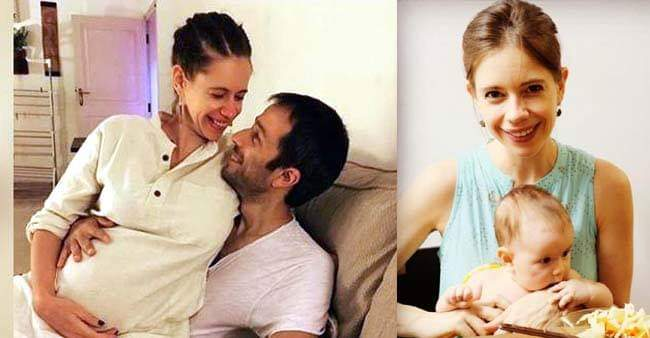 Kalki Koechlin drops a cute picture of her and Sappho, check the level of cuteness