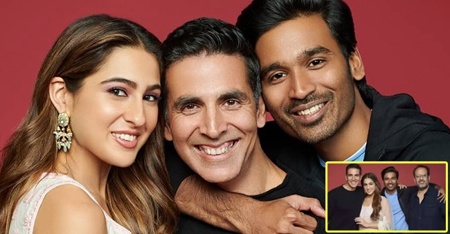Sara Ali Khan Wishes Love, Luck & Laughter To His 'Atrangi Re' Director Aanand L Rai On His Birthday