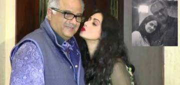 Janhvi Shares Adorable Throwback Pic As She Celebrates Parents Sridevi, Boney Kapoor's 24th Marriage Anniversary