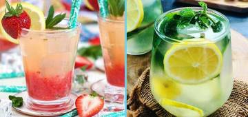 Recipes Of Summer Drinks That Will Make You Feel Refresh & Active