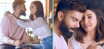 Virushka's Chemistry In New Ad Film Will Make You Fall In Love With Them Yet Again