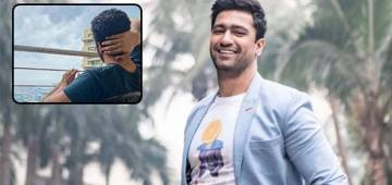 Vicky Kaushal Enjoys The Scenic Beauty Of A Cloudy Sky From His Balcony, Says 'Stay Safe Guys'