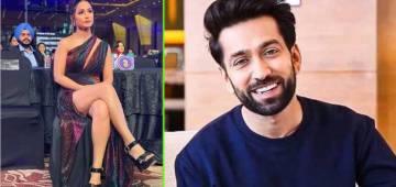 Nakuul Mehta's sweet banter with Hina Khan in her comment section