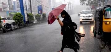 Red alert for Mumbai and coastal areas as heavy rain wrecks havoc
