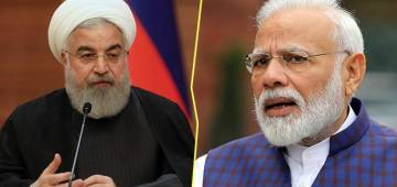 Iran denies 'dropping' India from key rail project