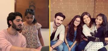 Sushmita Sen's boyfriend Rohman Shawl turns tutor for her daughter