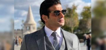 Ekta Kapoor reposts a teaser of Mr. Bajaj, giving a tempting peek of Karan Patel's swag