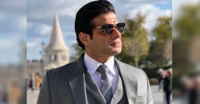 Ekta Kapoor reposts a teaser of Mr. Bajaj, giving a tempting peek of Karan Patel's swag
