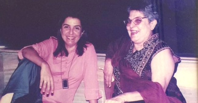 Farah Khan Wishes Mom On 75th Birthday; Thanks For Gifting Strength, Wit & Double Chin