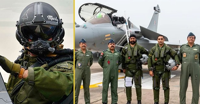 Meet Heroes That Brought Rafale Aircraft To India & Inspired Generation Next To Take The Wings