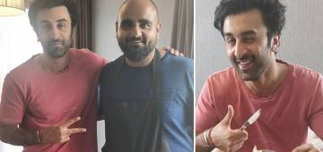 Ranbir's Chef Harsh Dixit Makes 'Pizza With Chorizo For The Hero' Amid Lockdown