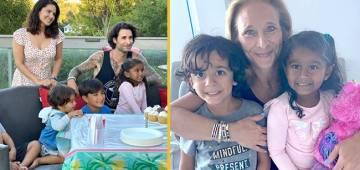 Sunny Leone Celebrates 3-Yrs Of Motherhood; Calls Nisha The Reason For All Their Joy Everyday
