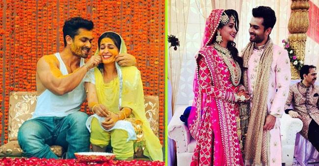 Dipika Kakar and Shoaib Ibrahim's wedding pictures that give us wedding goals