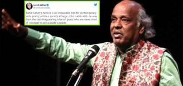 Tributes pour in for noted poet Rahat Indori