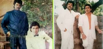 80s nostalgia: Anil Kapoor shares first photoshoot with Rishi Kapoor