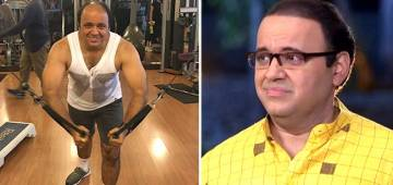 TMKOC's Bhide Aka Mandar Misses Workout Routine; Posts Throwback Pics From Gym