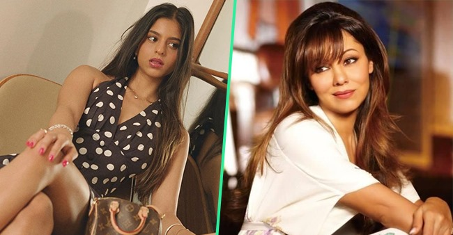 Gauri & Daughter Suhana Post Stylish Pics; SRK's Wifey Shares Memories Of Early Marriage Too
