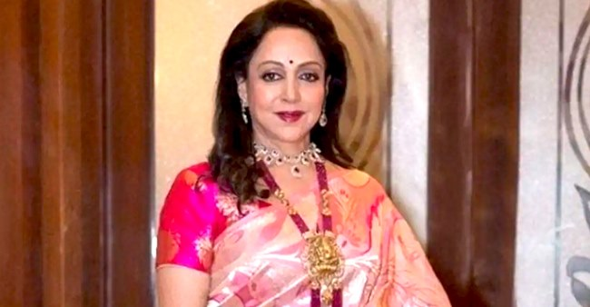 From Yoga, Cooking To Enjoying With Grandkids, Hema Malini Has So Many Things To Do