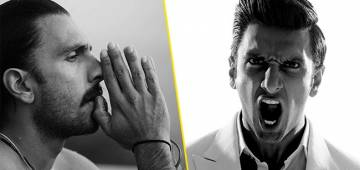Some Amazing Pictures Defining Different Moods Of Ranveer Singh