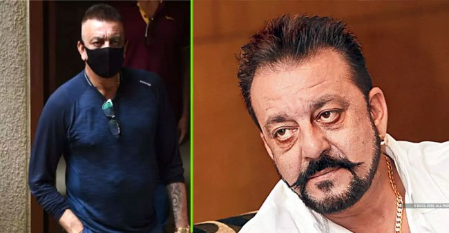 Sanjay Dutt Asks Paparaazi To Follow Rules While Heading Out Of His House With Wife Maanayata