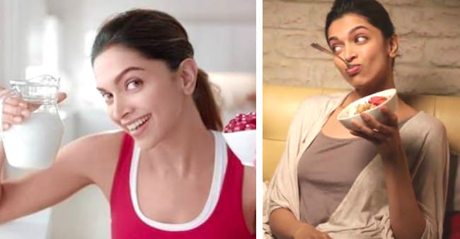 Deepika Padukone's secret to a healthy body and a clear skin