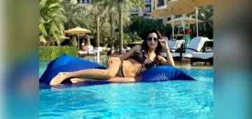 Natasa Stankovic raises the heat as she posts her throwback vacation picture; Check out