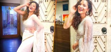 Ankita Lokhande treats her fans with stunning and gorgeous pictures of herself