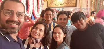 Taarak Mehta Ka Ooltah Chashmah completes 3000 episodes, cast and crew members celebrate together