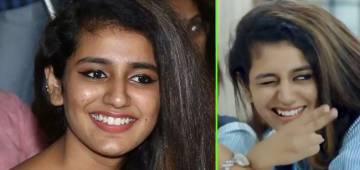 Priya Prakash Varrier Lends Her Voice To Malayalam Film Song, Fans In Awe