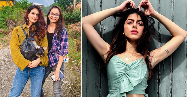 From Alaya To Fatima, These Stars Flee Towards Their Favorite Spots As Soon As Lockdown Opens